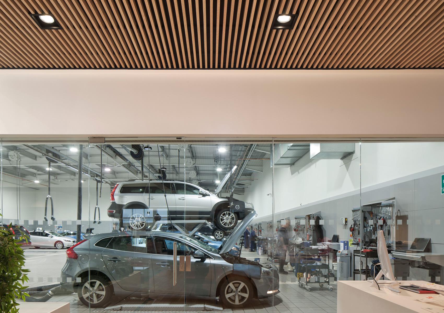 Volvo Hillington